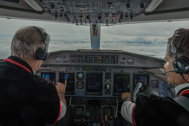 Steuererklärung für Piloten ist kompliziert